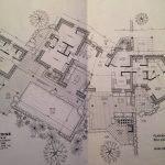 Villa Bonifacio plan de la villa
