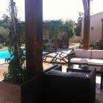 Chill piscine